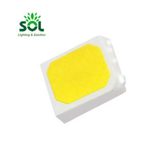 SOL-2835X050-XX 0.5W 9V 60mA Natural White Warm White Cool White 2835 SMD LED Chip 4000pcs