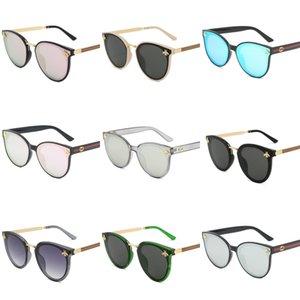 Wholesale- New Fashion SPY 1 Generation Reflective Sunglasses Colorful Multicolor Sunglasses Personality Sports Spy Sunglasses 18 Colors#612