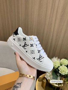 New Designer B23 Technical Canvas Flowers letter animal print High Top and Low Cut luxury Trainer Oblique Casual shoes size 35-45 G26