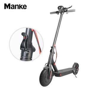 Mankeel US Stock 3-6 days delivery, Kick Folding Electric Scooters Waterproof IP54 Cashew Nuts Electric Scooter Moped Scooter CE MK083