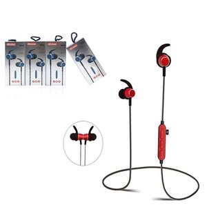 Wireless Earbuds Bluetooth Headphones Universal Magnetic Earphones Hifi Super Bass With Mic Tf Card Fm Radio Sport Headset With Retail Box