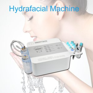 2 em 1 hydra máquina facial pele rejuveniton microdermoabrasão hydro dermoabrasão remoção de rugas hydrafacial spa máquina