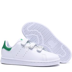 kids smith children parent-child casual shoes For baby boy girl fashion stan sneaker white multi outdoor trainer shoe 22-35 quality