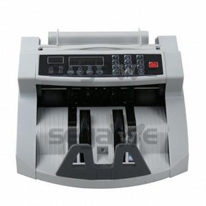 Conteggio New Money Bill Cash Sportello bancario macchina valuta UV MG contraffatti g1rk #