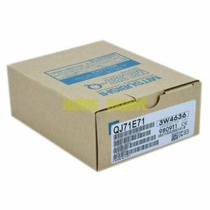 Brand New Mitsubishi QJ71E71 Ethernet module free shipping