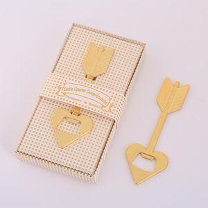 Купидона стрелки для бутылок венчания Bridal Shower сувениры партии Событие Keepsakes День рождения Подарки Обручальное Supplies DHC1452