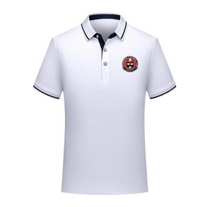entrenamiento de la manera Sport 2020 Bohemian FC hombres Fútbol Polo camiseta de fútbol de manga corta de los polos de los polos de fútbol del fútbol T-Shir