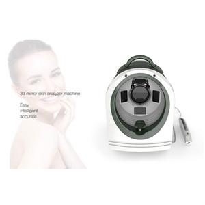 Professional Skin Analyzer Smart Skin Scanner Analyzer specchio magico viso pelle analisi macchina sistema di diagnosi Ce