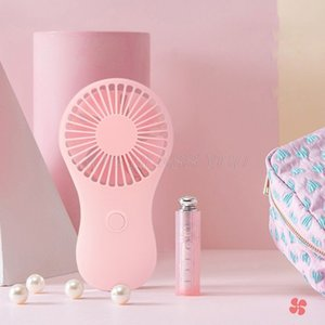 Gadgets Mini Portable Pocket Fan Cool Air Hand Held Travel Cooler Cooling Fans Power By 3x Battery Office Outdoor Home