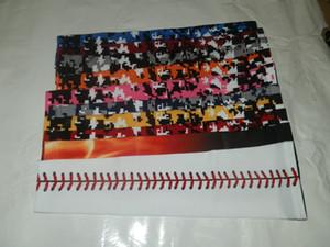 2020 for youth and adult baseball stitching Royal Sports Arm Sleeve Basketball Baseball Football Camo 138 colors