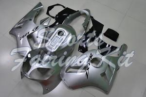 Carrozzeria per Zx-12R 2000-2001 Argento Carrozzeria Zx-12R 00 01 Plastic carenature Zx-12R 00 01