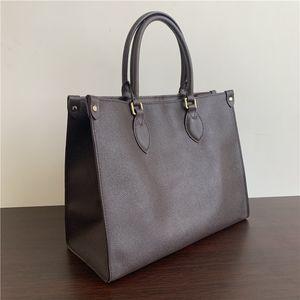 Neverful hakiki dana kadınlar MM GM torbaları alışveriş çanta çanta lüks tasarım deri debriyaj seyahat çiçek çek omuz çantaları 41x34x19cm