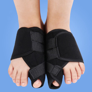 Foot Top Quality Bunion Device Velvet sponge Hallux Valgus Braces Toe Correction Feet Care Corrector Thumb Goodnight Daily Big Bone Braces