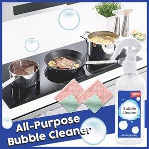 200ML Kitchen Grease Cleaner Multi Purpose Foam Cleaner Spray All Purpose Bubble Cleaners Home Cleaning Supplies #816 gT37#