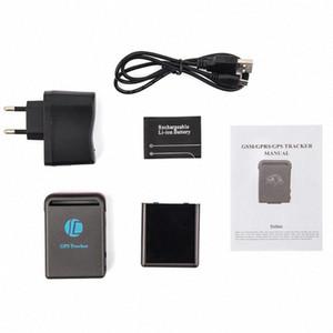 Мини Автомобильный GPS трекер TK-102 4 Bands Автомобиль Автомобиль GSM / GPRS / GPS Tracker Dropshipping gyOy #