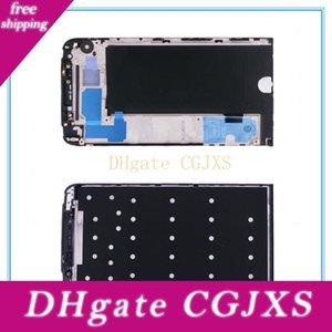 Nouveau original REMPLACEME Pour Lg G5 H840 H850 H820 Ls992 Vs987 Lcd Soutien Moyen Cadre avant Faceplate Bezel Logement Livraison gratuite