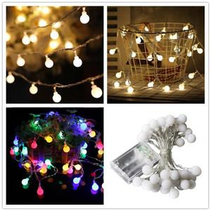 1m Année de Noël Décorations 2020 Clairs pour l'arbre Décor Natal Lumière Accueil Navidad Boule de Noël Joyeux Boule Décoration yxlZUx