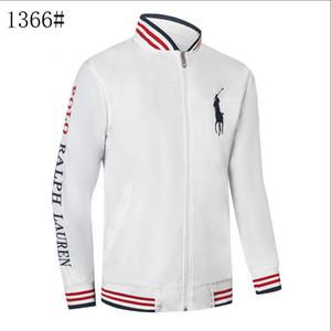 Ralph Lauren Vestes d'homme Manteaux Golf veste de sport de haute qualité de la mode de veste de broderie Polo Vestes Casual manteau coupe-vent femmes M-2XL
