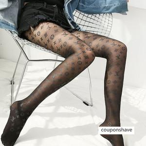 Harf baskı çorap kadınları külotlu