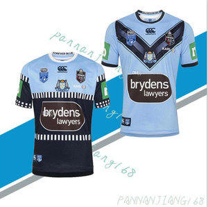 2020 NSW Blues Erwachsener Super Rugby Jersey New South Wales Shirt MAILLOT CAMISETA MAILTIEN MAGIA TOPS Trikot Camisasrugby Jerseys Hemden