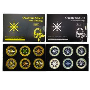 Quantum Shield 휴대 전화 가제트 EMF 퓨전 Excel Antiration 방사선 방사선 방지 방지