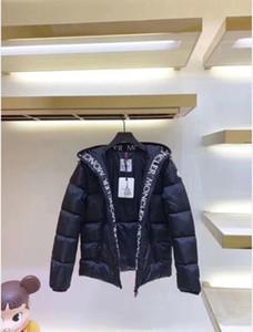 Mans / Womens para baixo casaco jaqueta casual brilhante Matte Baixo Coats Homens Outdoor Quente Feather Vestido inverno quente Coats Outwear