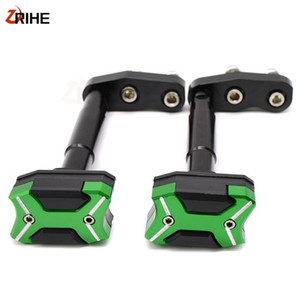 z300 2013-2020 Protection Motorcycle Frame Sliders Crash Pad Cover Falling Protector Guard For Z300 2013 2014 2020 2020