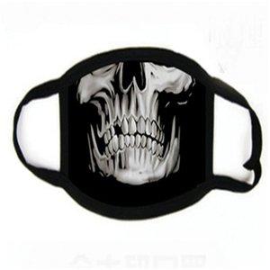 Protective Fa Respiration Vae Maske Staub Wasale Baumwolle Unisex Mout Muffle Printing Masken freies Nippen MK05 # 757