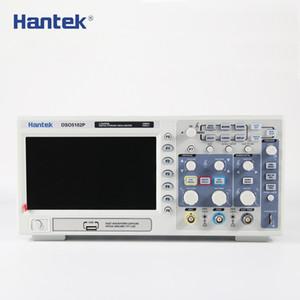 راسم الرقمية HANTEK DSO5102P المحمولة 100MHZ 2Channels 1GSa / ث الطول القياسي 40K USB Osciloscopio محمول الذبذبات