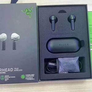 Razer Hammerhead Pro V2 наушники в ухо наушник с микрофоном с розничной коробки на ухо Игровые наушники Шумоизоляция Stereo Bass 3,5 мм