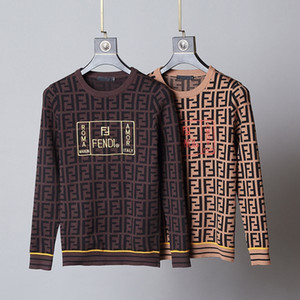 2019 Mode-Männer Designer Pullover Knitting Hoodies Frauen Luxuries Sweatshirt Langarm Hoodies Hip Hop Pullover Marken-Kleidung