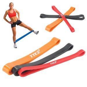 Circulación qualityYoga Resistencia venda del ejercicio de resistencia de la goma del entrenamiento de la aptitud del entrenamiento Pilates Training Sport Bandas elásticas