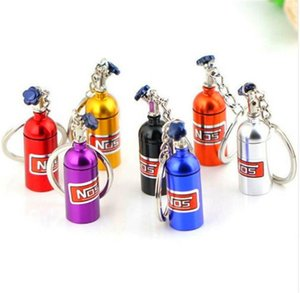 car Oxide Bottle Keychain Keyring Box for 918 Cayman 919 718 GT3 Macan Cayenne 911 Panamera Mission