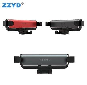 Cgjxs Zzyd Gravity Car Clip Holder stand Gps Universal Car Air Vent Mount staffa di supporto magnetico per gli smartphone