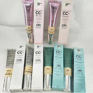 Dropshipping Top qualité CC Cream votre peau mais mieux CC + crème Correction des couleurs illuminant la pleine couverture crème 32ml