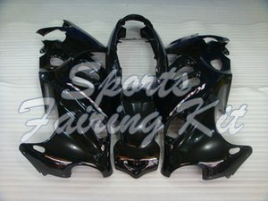 Plastica carenature per per Suzuki GSX600F 2005-2006 Katana nero carenatura kit GSX750 05 della carenatura per Suzuki GSX600F 05