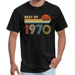 Personnalité Vintage 1970 Best Of 1970 50 ans 50 ans jeune gangster t-shirt femme homme la casa de papel tailles plus s-5XL salut