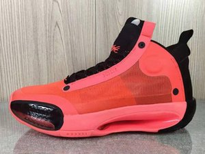 Infrared 23 Jumpman XXXIV 34 Blue Void Men Basketball Shoes 34s Zoom Amber Rise Eclipse Snow Leopard Black Cat Mens sports sneakers Sneakers
