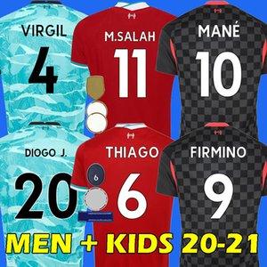 Thailand Chelsea 20 21 ABRAHAM WERNER HAVERTZ CHILWELL ZIYECH Fußballtrikots 2020 2021 PULISIC Fußballtrikot KANTE MOUNT Männer Kinder-Sets Kits