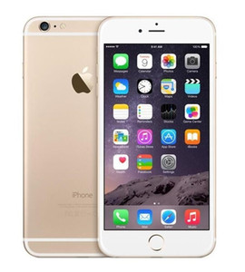 Original da Apple iPhone 6 Plus No Touch ID 5,5 polegadas IOS 13 16GB / 64GB / 128GB Desbloqueado Refurbished Telemóveis