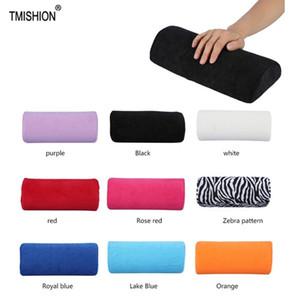 Resti 10 colori cuscino mano molle del palm rest manicure Tabella lavabile a mano cuscino Holder braccioli Nail Art stand per manicure Pillow