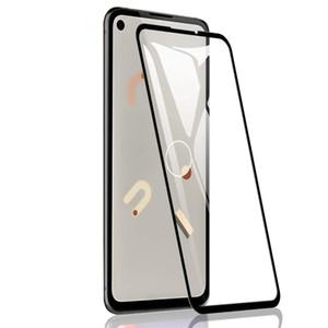 Anti-Scratch-9H Härte Ausgeglichenes Glas Full Coverage-Film-Schild-Schirm-Schutz für Google-Pixel 4A 4XL Pixel 5 XL, Pixel 3A XL 3 PIXEL 2