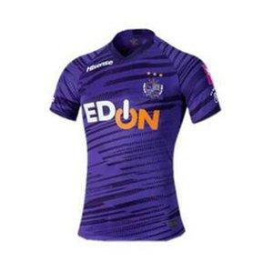 20 (21) J1 리그 산 프레 체 히로시마 축구 유니폼 2020 홈 # 12 PLAYEY 축구 셔츠 멀리 검은 색 축구 유니폼 판매 사이즈 : S - XXL