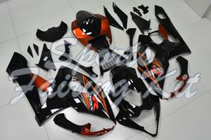 Carnado para GSXR 1000 2005 - 2006 K5 Failings de plástico para Suzuki GSXR1000 2005 Kits de cuerpo completo GSX R 1000 2005