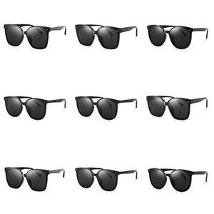Оптовая Wood 1116443 Вуд Солнцезащитные очки унисекс очки Decor Gold Wood Frame Frame Мужские Солнцезащитные очки Новые солнцезащитные очки UV400 Pilot Driving Glass # 901