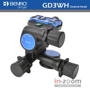 Benro GD3WH dreidimensionale Getriebekopf PTZ Magnesiumlegierung SLR-Fotografie Stativ Panoramafotografie Kopf LJ200904