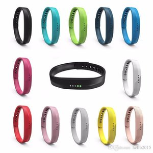 Hot Sales !Comlyo Superior Soft Silicone Watchbands Wrist Strap Wristband For Fitbit Flex 2 Smart Bracelet Watch Band Strap