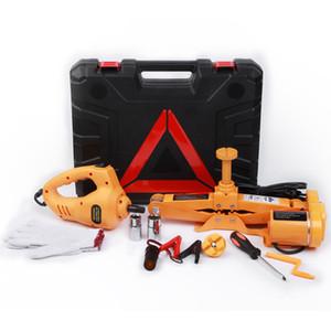 12V Electric Scissor type Cric électrique Prises et clés à molette Équipement Remover des pneus du véhicule électrique Réparation automobile Accessoires