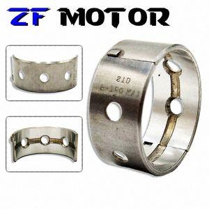 12PCS / Set motor principal del cigüeñal Cigüeñal Cojinete para Yamaha FZR250 FZR250RR CELO 250 FZ250 DELTR BOX250 3LN 1HX 2KR NeJ4 #