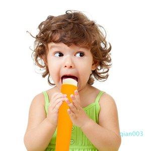 아이스크림 메이커 DIY 여름 냉동 아이스크림 금형 주방 도구 아이스 캔디 메이커 롤리 금형을위한 실리콘 아이스 스틱 형 양식